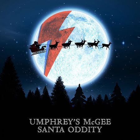 Santa Oddity