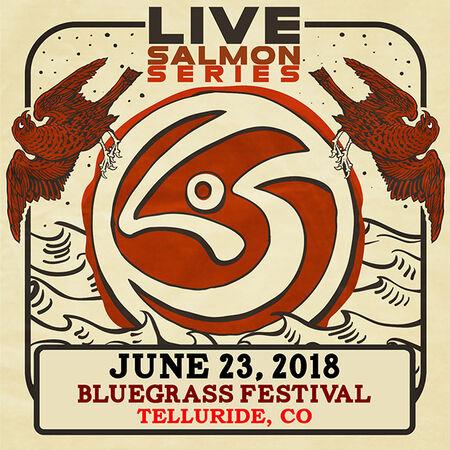 06/23/18 Telluride Bluegrass Festival, Telluride, CO