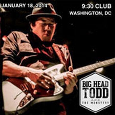 01/18/14 9:30 Club, Washington, DC