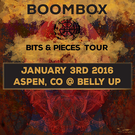01/03/16 Belly Up, Aspen, CO