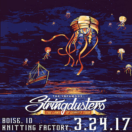 03/24/17 Knitting Factory, Boise, ID