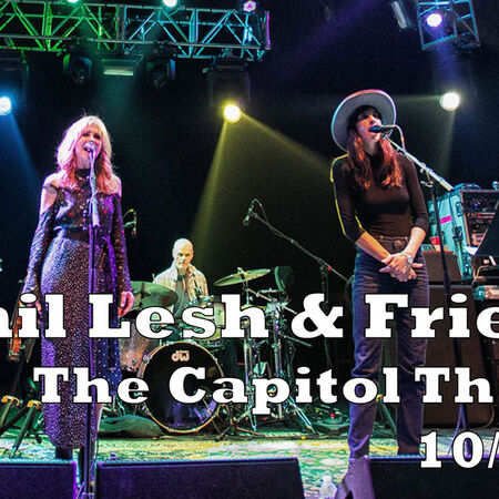 10/28/16 The Capitol Theatre, Port Chester, NY