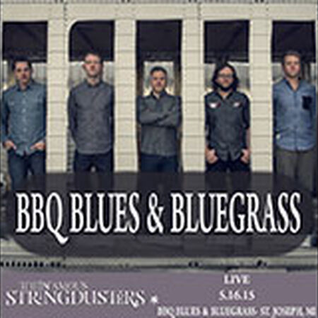 05/16/15 BBQ Blues and Bluegrass, St Joseph, MI