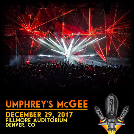 12/29/17 Fillmore Auditorium, Denver, CO