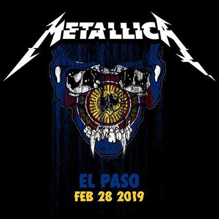 02/28/19 Don Haskins Center, El Paso, TX