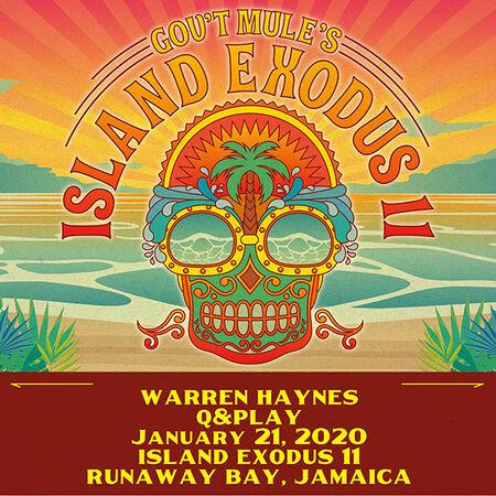 01/21/20 Island Exodus 11, Runaway Bay, JAM