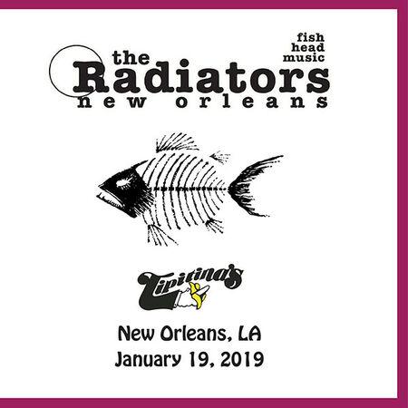 01/19/19 Tipitina's, New Orleans, LA