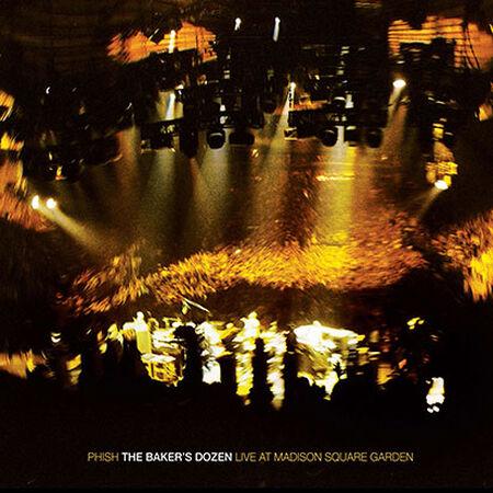 The Baker's Dozen Live At Madison Square Garden