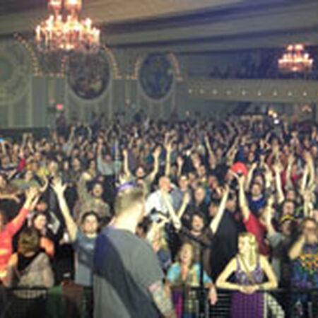 03/01/13 Crystal Ballroom, Portland, OR