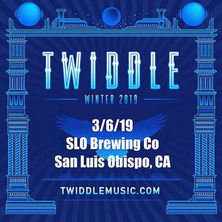 03/06/19 SLO Brewing Co, San Luis Obispo, CA
