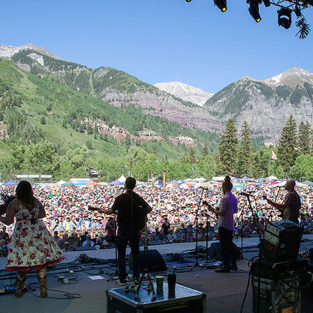 06/18/16 Telluride Bluegrass Festival, Telluride, CO