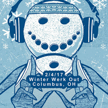 02/04/17 The Winter Werk Out, Columbus, OH