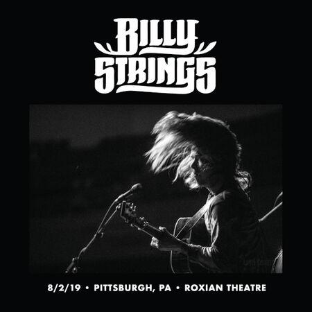 08/02/19 Roxian Theatre, Pittsburgh, PA