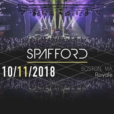 10/11/18 Royale, Boston, MA