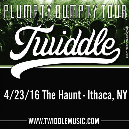 04/23/16 The Haunt, Ithaca, NY