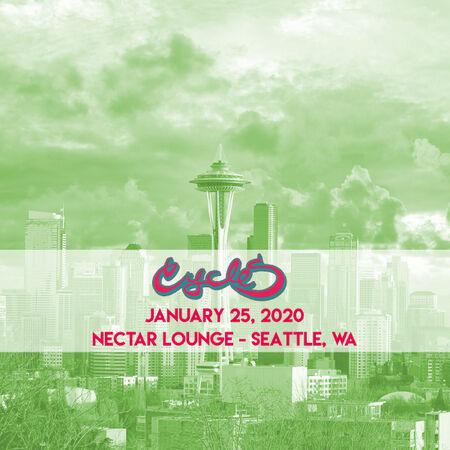 01/25/20 Nectar Lounge, Seattle, WA
