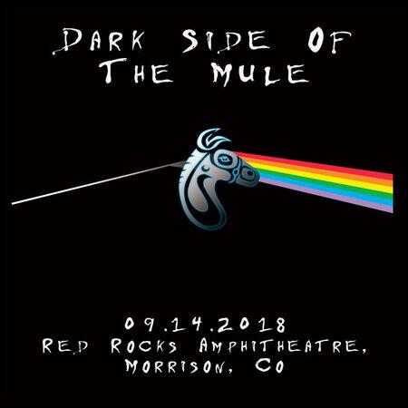 09/14/18 Red Rocks Amphitheatre, Morrison, CO