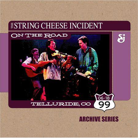 06/18/99 Telluride Bluegrass Festival, Telluride, CO