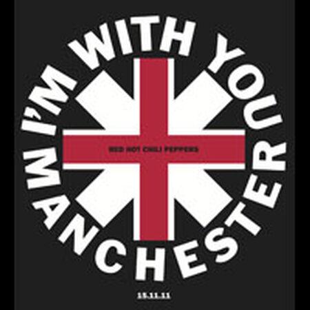 11/15/11 MEN Arena, Manchester, UK
