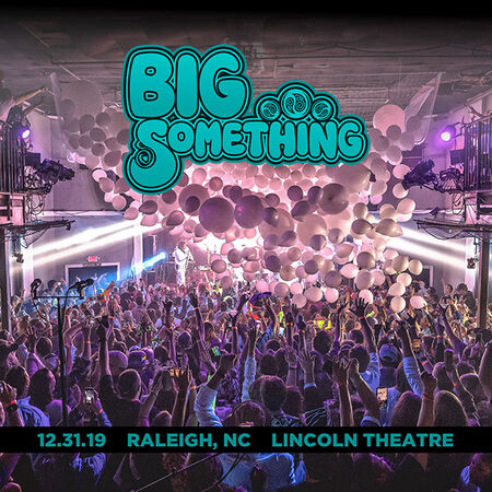 12/31/19 Lincoln Theater, Raleigh, NC