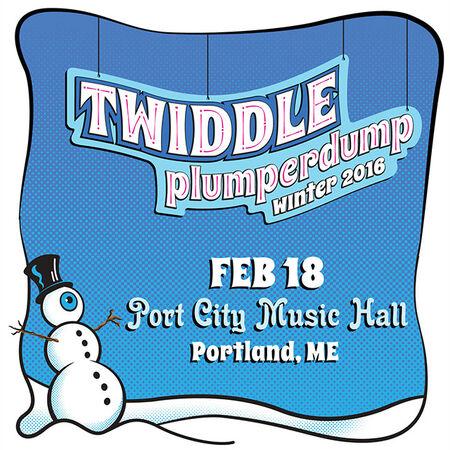 02/18/16 Port City Music Hall, Portland, ME