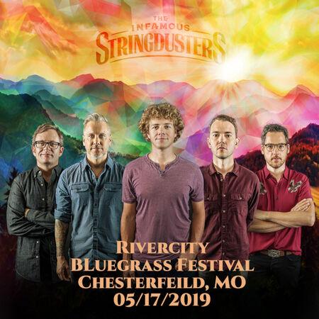 05/17/19 Rivercity Bluegrass Festival, Chesterfield, MO