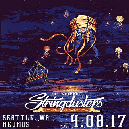 04/08/17 Neumos, Seattle, WA