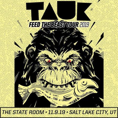11/09/19 The State Room, Salt Lake City, UT