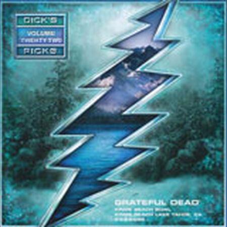 02/23/68 Dick's Picks, Vol.  22: Kings Beach Bowl, Lake Tahoe, CA