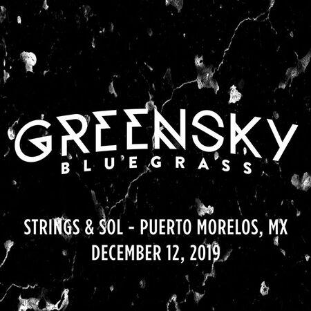 12/12/19 Strings & Sol, Puerto Morelos, MX