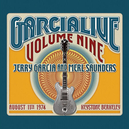 08/11/74 GarciaLive Vol. 9 - Keystone, Berkeley, CA