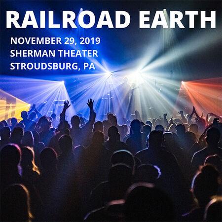 11/29/19 Sherman Theater, East Stroudsburg, PA