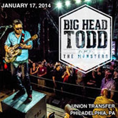 01/17/14 Union Transfer, Philadelphia, PA