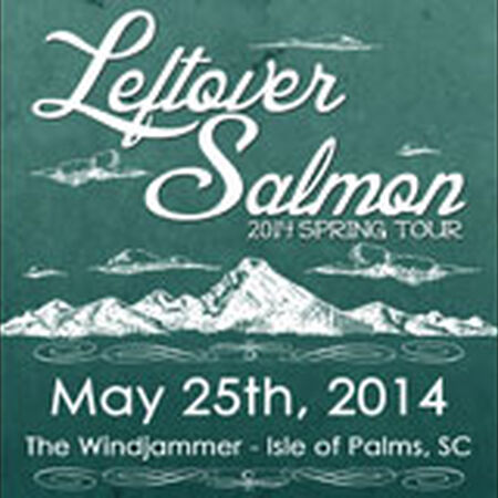05/25/14 The Windjammer, Isle Of Palms, SC