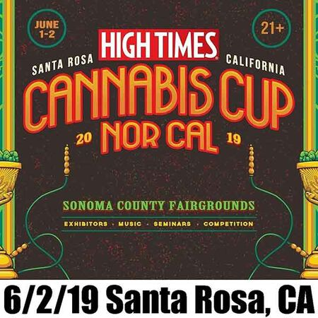 06/02/19 Sonoma County Fairgrounds, Santa Rosa, CA