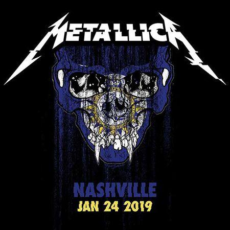 01/24/19 Bridgestone Arena, Nashville, TN