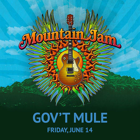 06/14/19 Mountain Jam, Bethel, NY