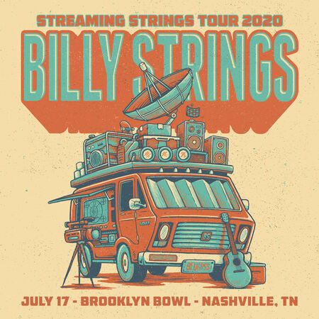 07/17/20 Brooklyn Bowl, Nashville, TN