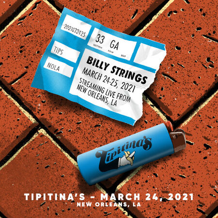 03/24/21 Tipitina's, New Orleans, LA