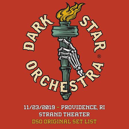 11/23/19 Strand Theater, Providence, RI
