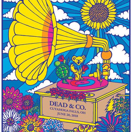 06/20/18 Blossom Music Center, Cuyahoga Falls, OH