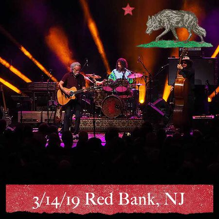 03/14/19 Count Basie Theatre, Red Bank, NJ