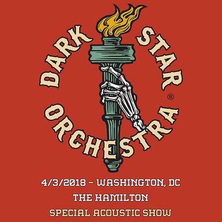 04/03/18 The Hamilton, Washington, DC