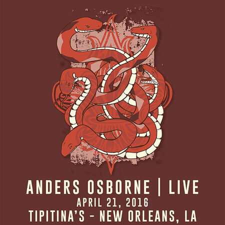 04/21/16 Tipitina's, New Orleans, LA