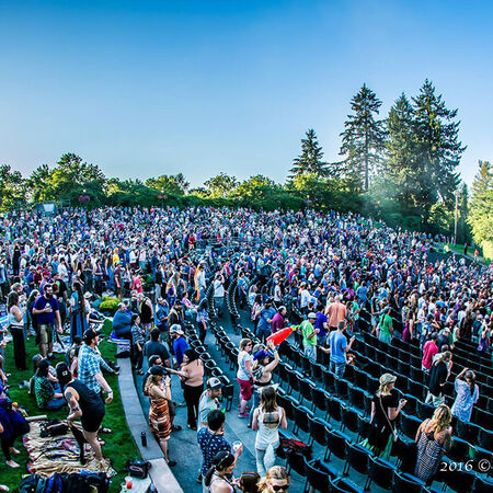 07/23/16 Cuthbert Amphitheater, Eugene, OR