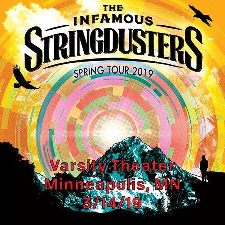 03/14/19 Varsity Theater, Minneapolis, MN