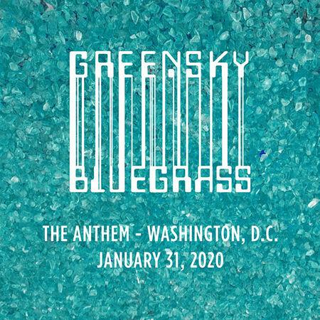 01/31/20 The Anthem, Washington, D.C.