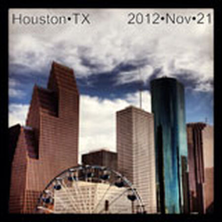 11/21/12 McGonigel's Mucky Duck, Houston, TX