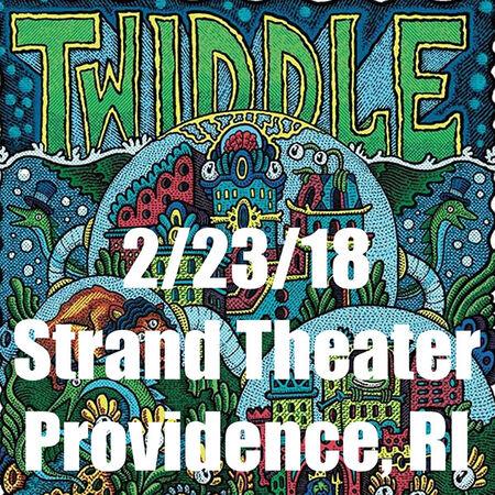 02/23/18 The Strand, Providence, RI