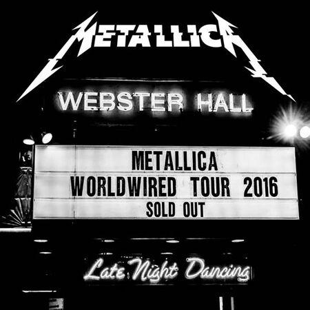 09/27/16 Webster Hall, New York, NY